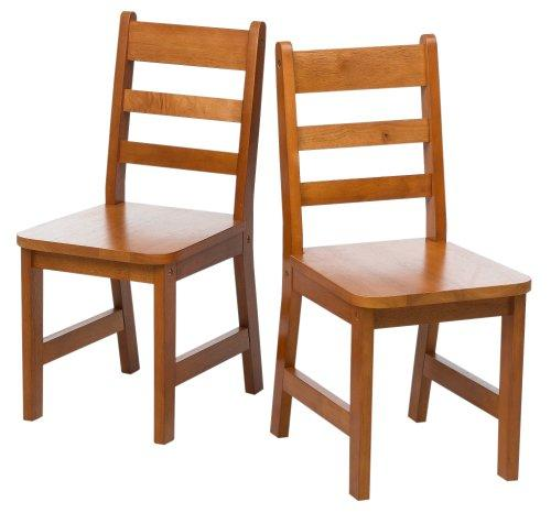 Child's S/2 Chair-Pecan