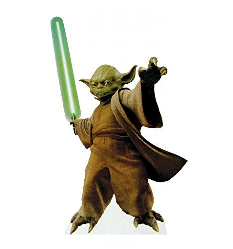 Yoda with Lightsaber  (Star Wars)