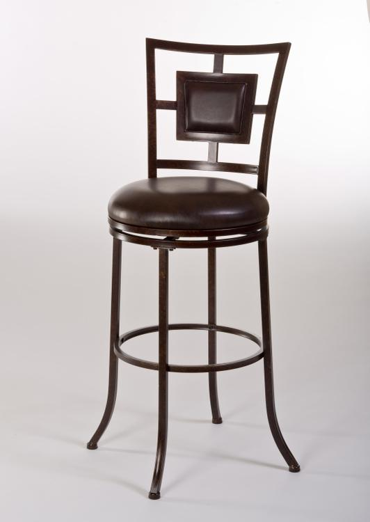 Foxholm Swivel Counter Stool