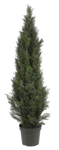 Nearly Natural 5' Mini Cedar Pine Tree (Indoor/Outdoor)