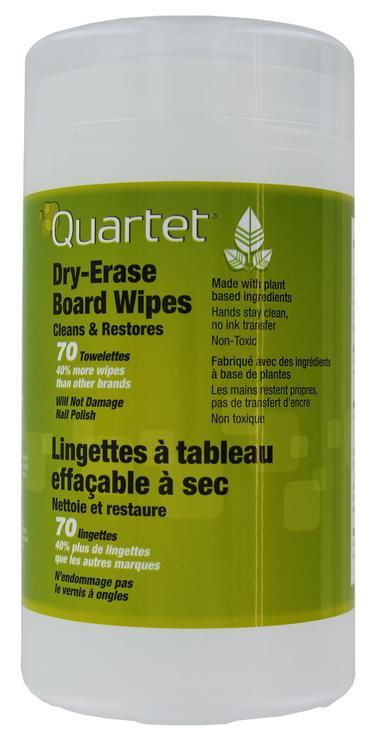 52-180032Q Board Wipes 70Ct