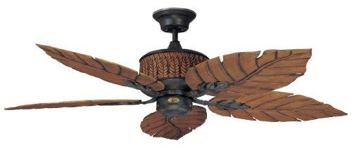 Concord Fans Frenleaf Breeze Ceiling Fan for Damp Location