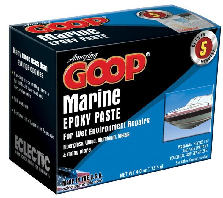 5300031 Ag Marine Epxy 4Oz Kit