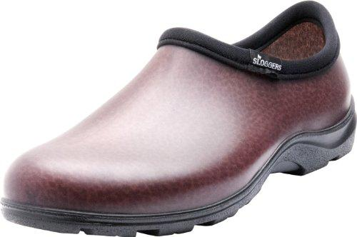 5301Bn09 Mens Grdn Shoe Bwn 9