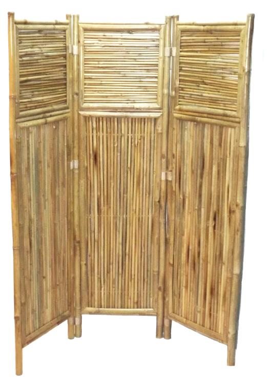 Bamboo Screen Horizontal And Vertical