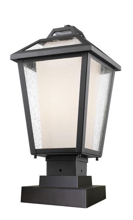 Z-Lite 1-Light Outdoor Aluminum Pier Mount Light