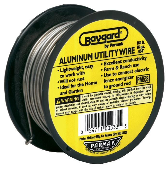 00533 Wire Fence Elec 164'