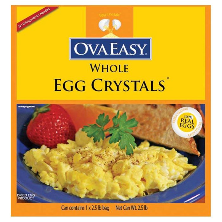 Ovaeasy Whole Egg Crystals #10