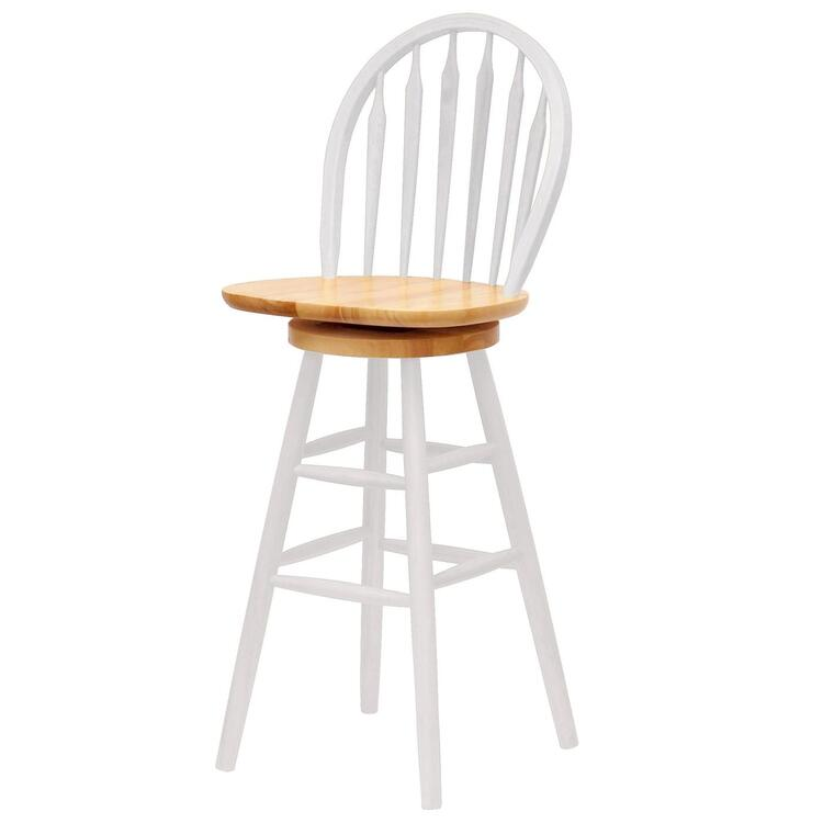 Windsor Swivel Stool, 30