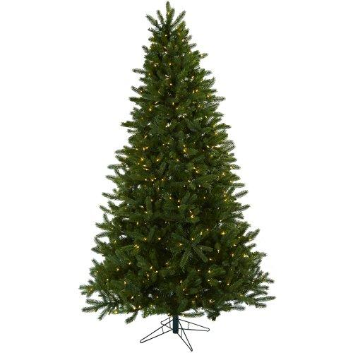 Nearly Natural 7.5? Rembrandt Christmas Tree w/Clear Lights