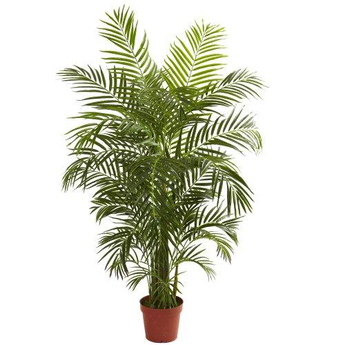 Nearly Natural 4.5' Areca Palm UV Resistant (Indoor/Outdoor)