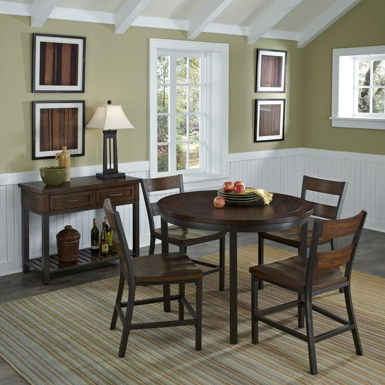 Home Styles Cabin Creek 5PC Dining Set