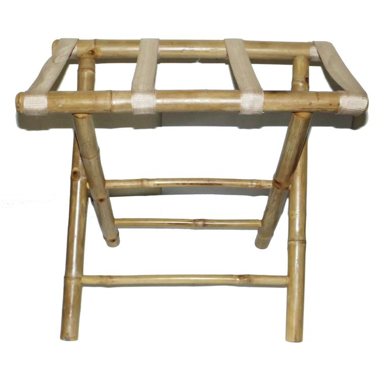 Bamboo54 Bamboo Luggage Rack