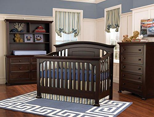 Centennial Medford 4-in-1 Convertible Crib