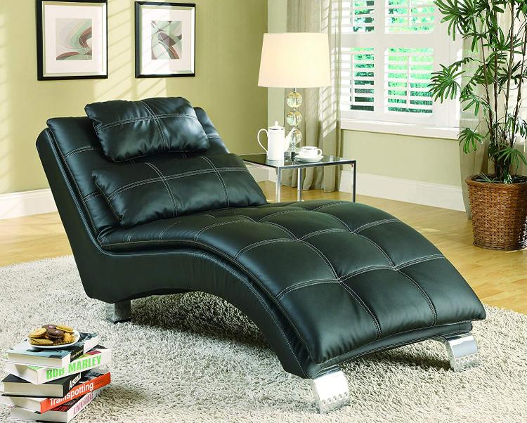 Coaster Chaise [Item # 550075]