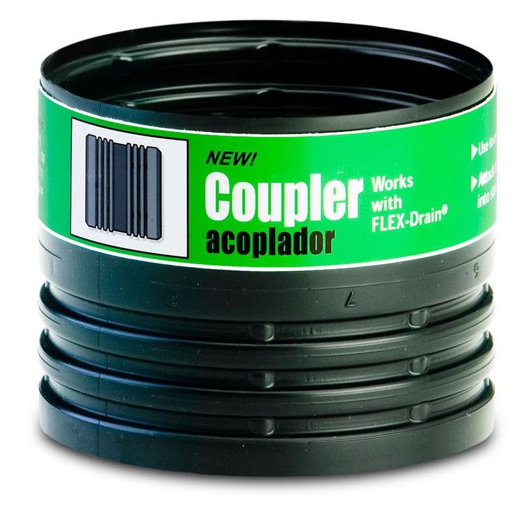 55020 Flex-D Tube Coupler