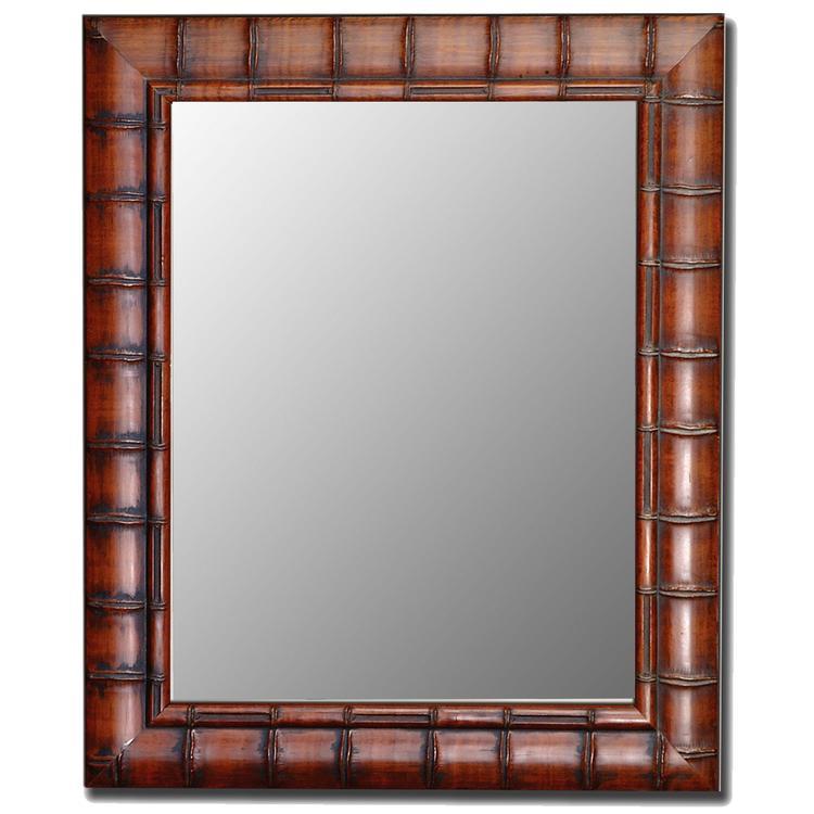 Dynasty Bamboo Mirror