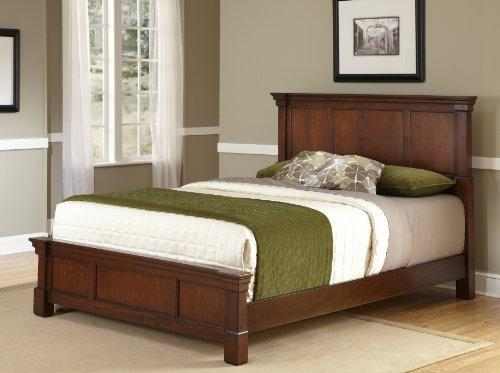 Home Styles The Aspen Collection Queen Bed