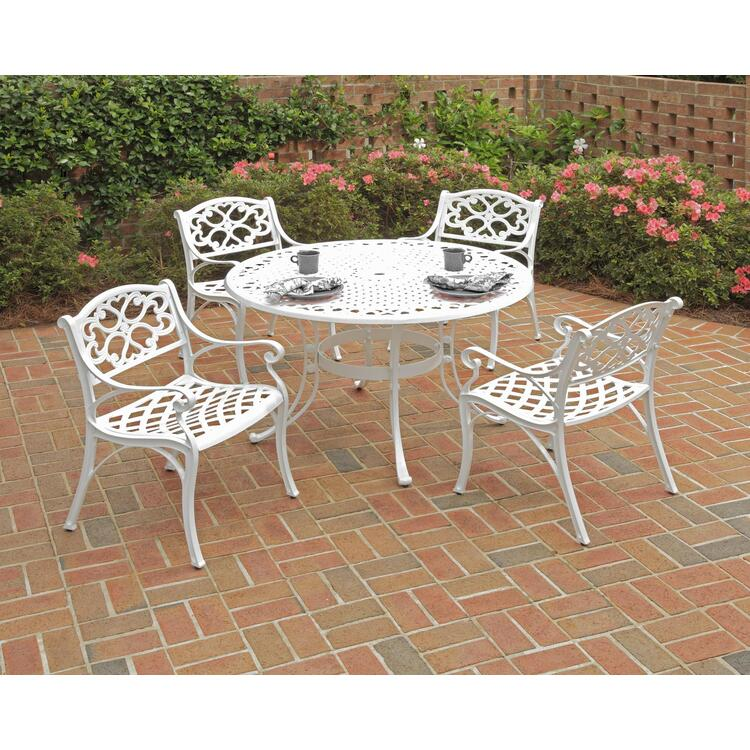 Home Styles Biscayne 5PC Dining Set 42