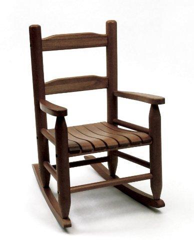 Child's Rocking Chair Walnut