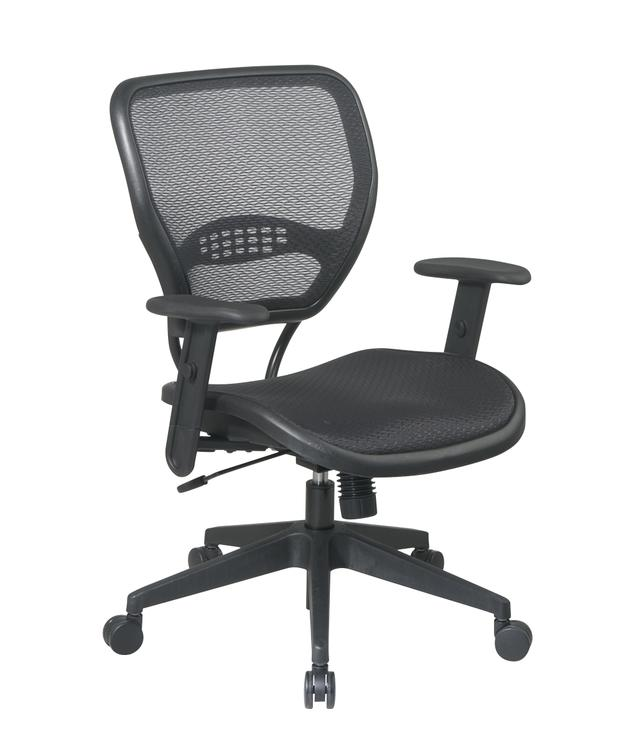 Airgrid® Seat And Back Deluxe Task Chair