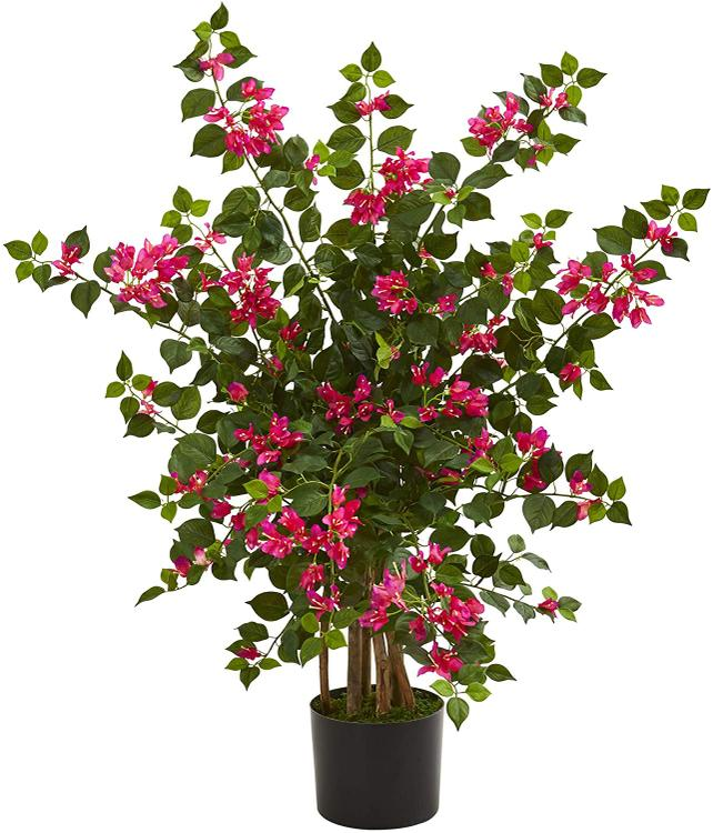 Bougainvillea Artificial Tree [Item # 5562B]