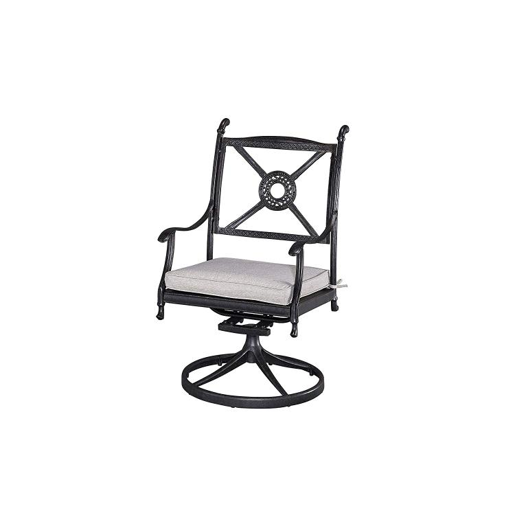 Home Styles Athens Swivel Chair w/ Cushion