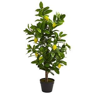 3 Feet Lemon Artificial Tree [Item # 5581C]