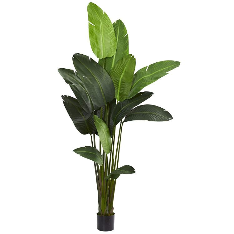 Nearly Natural Travelers Palm Artificial Tree [Item # 5583C]