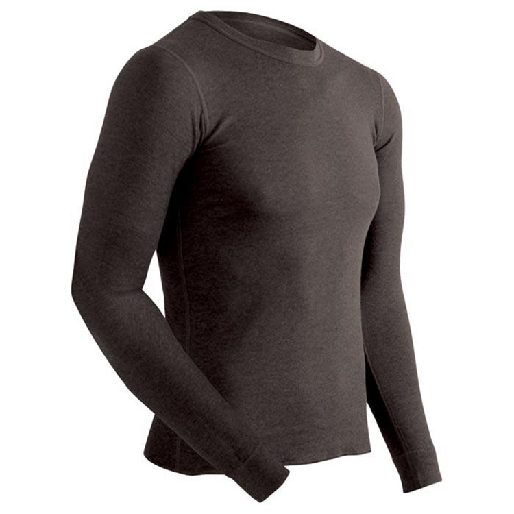 Coldpruf Poly Men Top Black