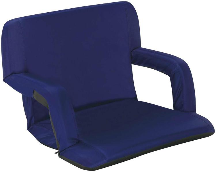 Naomi Home Venice Stadium Seat for Bleachers Portable Reclining with Armrest