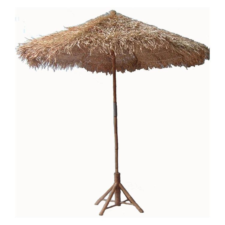 Bamboo54 Sea Grass Thatched Umbrella