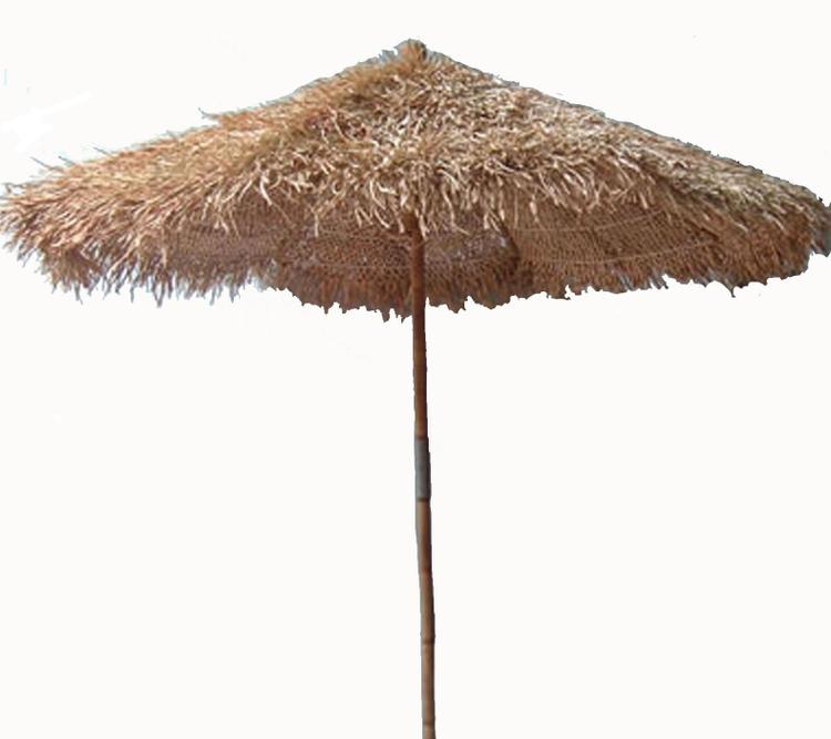 Bamboo 54 Sea Grass Thatched Umbrella