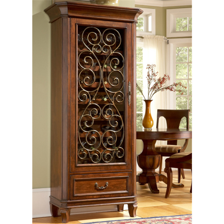 Cotswold Manor Wine Cabinet - Liberty Furniture - 560-WC3478