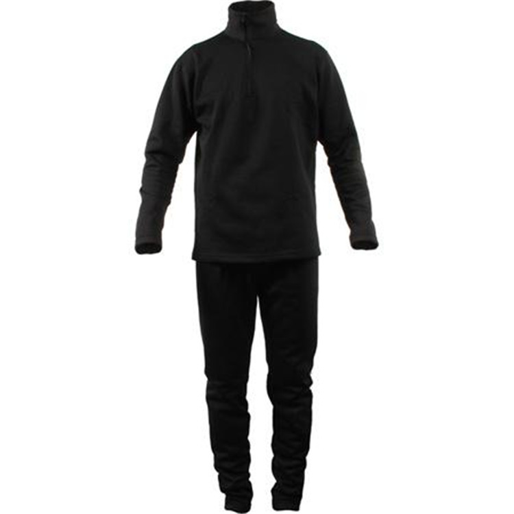 Terramar Micro Stretch Grid Fleece
