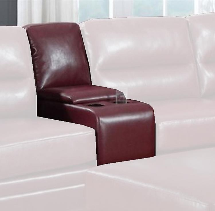 Sofa -Bonded Leather Console
