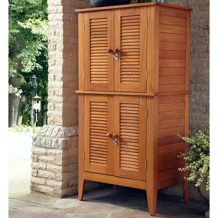 Home Styles Montego Bay Door Multi-Purpose Storage Cabinet