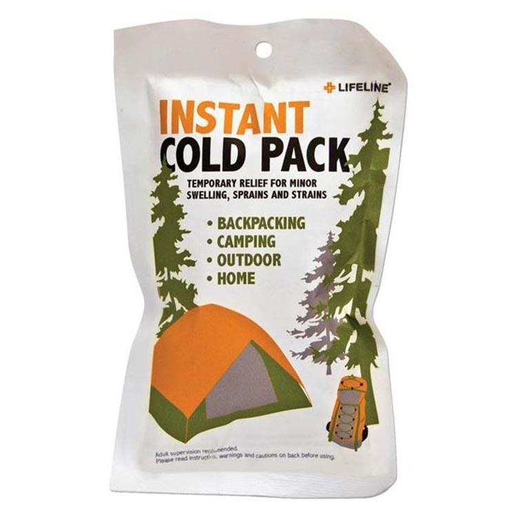 Outdoor Instant Cold Pack-Sm