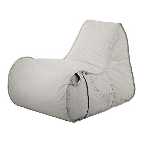 Montlake Fadesafe Frameless Furniture - Indoor/Outdoor Bean Bag Patio Chair (56-001-011001-RT)