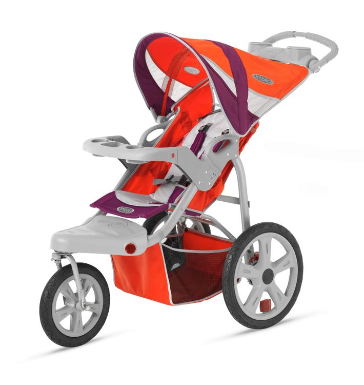 InStep Flight Swivel Stroller