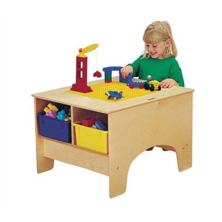 Jonti-Craft Kydz Building Table - Lego®