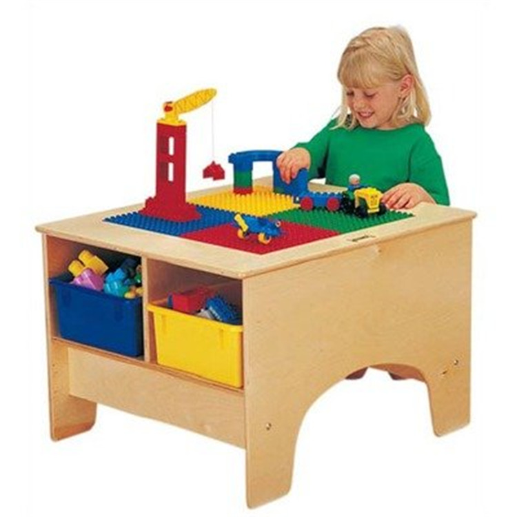 Kydz Building Table - Duplo® Compatible Without Tubs