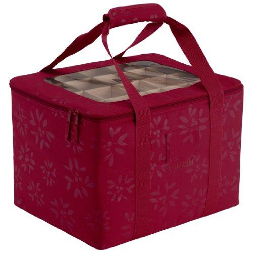 Classic Accessories Seasons Ornament Organizer And Storage Bin