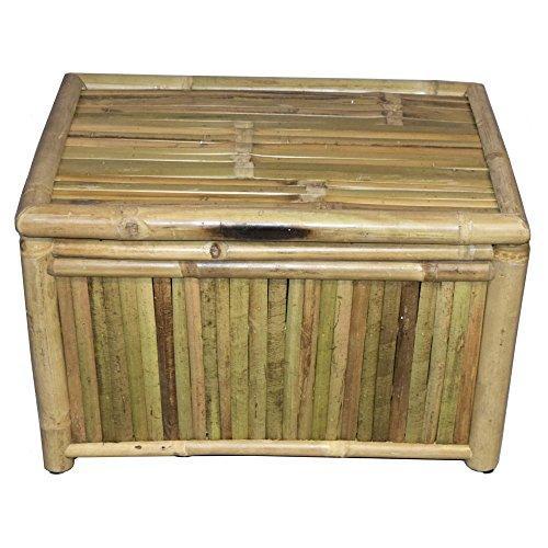 Medium Bamboo Rectangular Box