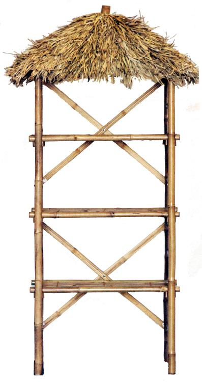 Shelf Bamboo Palapa