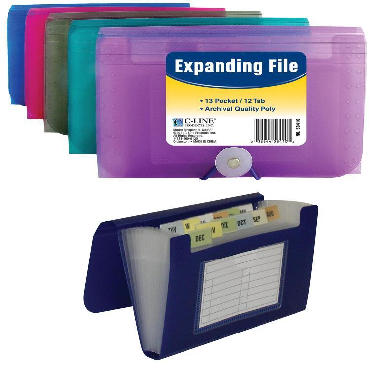 58410 Coupon Expandng File