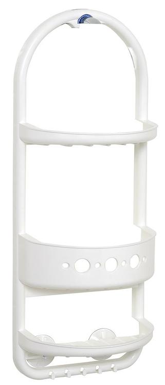 5890Kk Shower Caddy Plastic