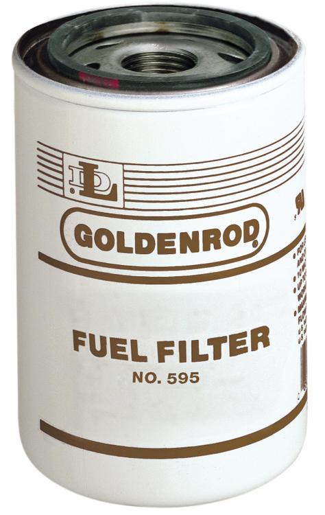 595-5 Fuel Filter