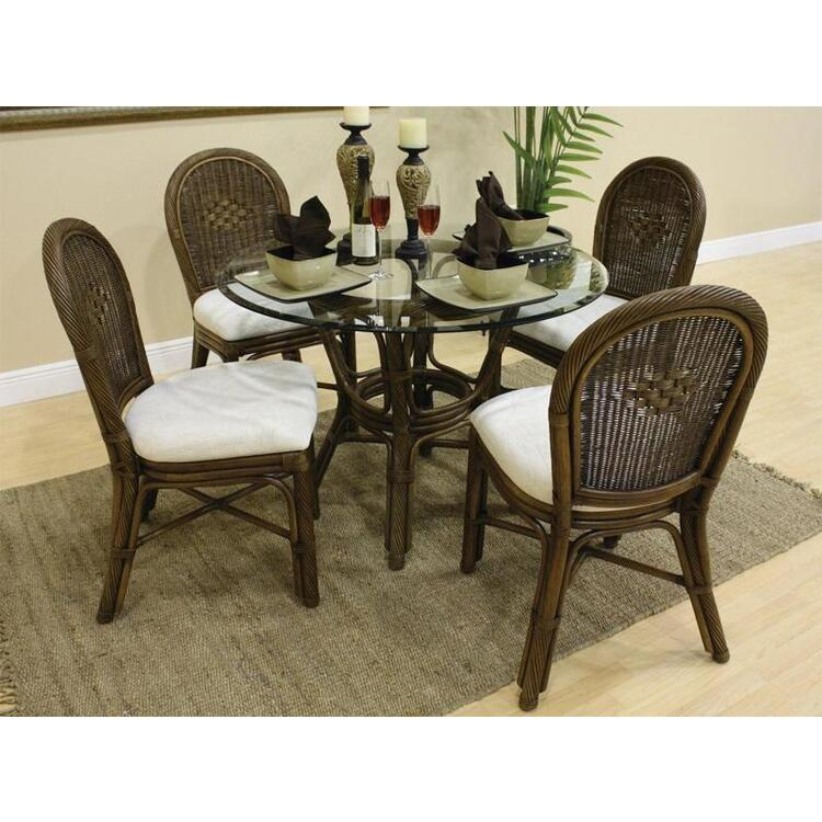 Key West Dining Set, Finish Antique
