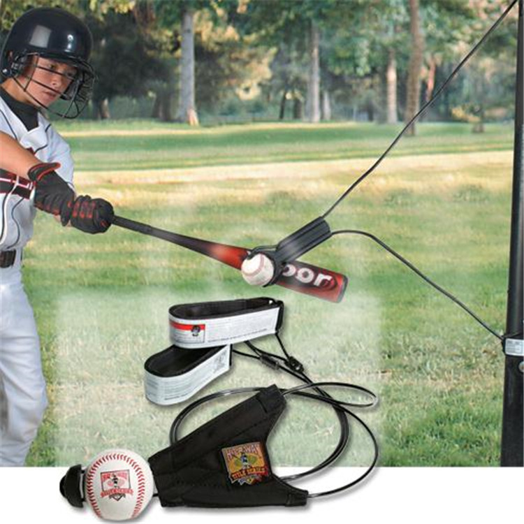 Pro Hit-A-Way Baseball Swing Trainer